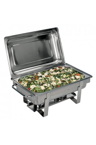 Chafing dish GN 1/1 max h 65mm