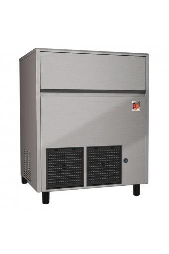 Produttore di ghiaccio a cubetti, raffreddamento ad aria, 67 kg/24 h
