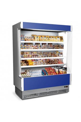 Murale refrigerato da 1080 mmcon 4 ripiani, +3°/+5°C - salumi e latticini