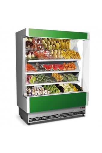 Murale refrigerato da 2080 mmcon 3 ripiani, +6°/+8°C - frutta e verdure