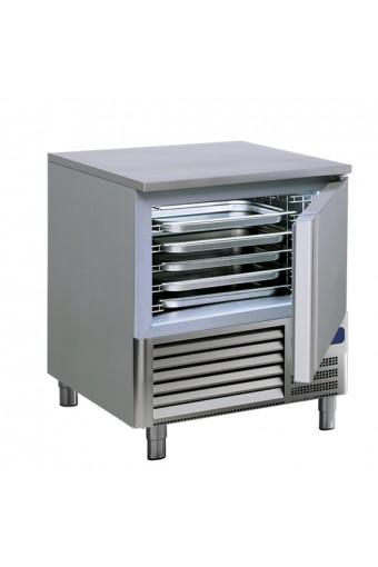 Abbattitore di temperatura, +90°C/-18°C 20 kg/ 90 min., 5x GN 1/1 o 60x40