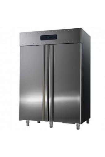 Congelatore pasticceria hccp sistemaventilato 1400 lt x 20 teglie 60x40 cm temp.-10°/-30°c