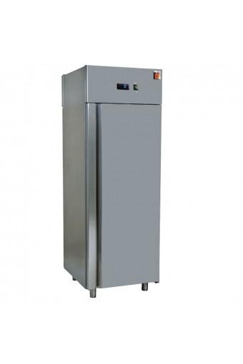 Freezer da 700 litri in inox, GN 2/1, -10°/-22°C