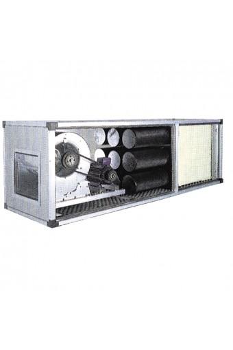 Gruppo filtrante a trasmissione 2v, 7.500m3/h