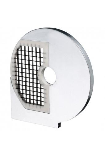Disco per cubetti, spessore 8mm. - per cod. 9657