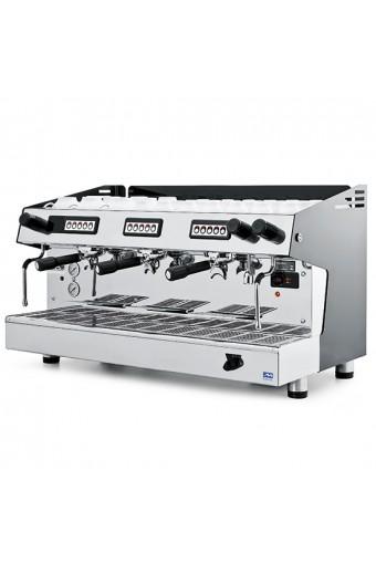 Macchina da caffè automatica, 3 gruppi, boiler 18 litri