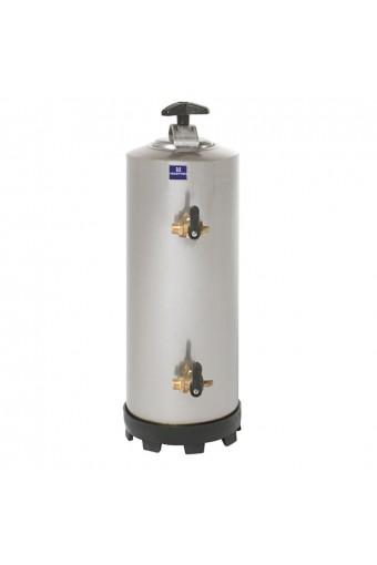 Addolcitore acqua manuale, capacità 12 litri, attacco 3/4.