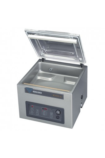 Sottovuoto, vasca inox, barra 420mm, ciclo 15-35s