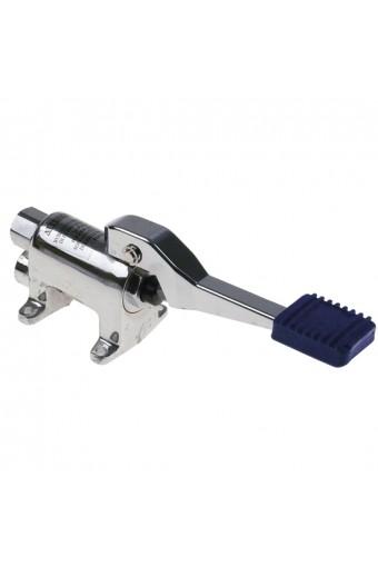 Miscelatore installazione a pavimento senza valvola di non ritorno 1 pedale acqua fredda