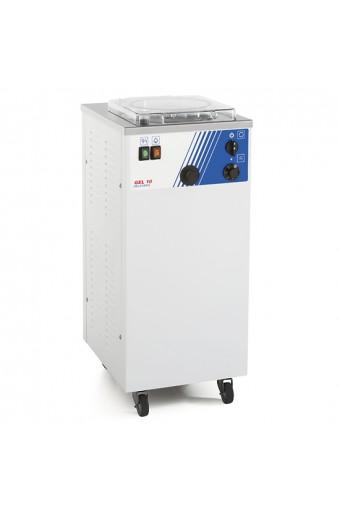 Mantecatore gelato, produzione 5-10 litri/ora,con raffreddamento ad aria
