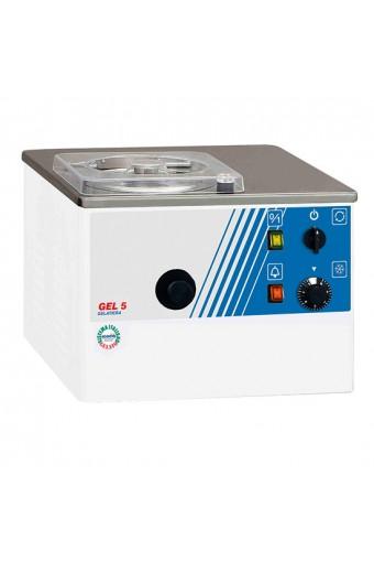 Mantecatore gelato, produzione 10-20 litri/ ora,con raffreddamento ad aria