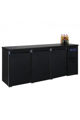 Refrigeratore bottiglie a 3 porte, 500 litri, -2°/+8°C