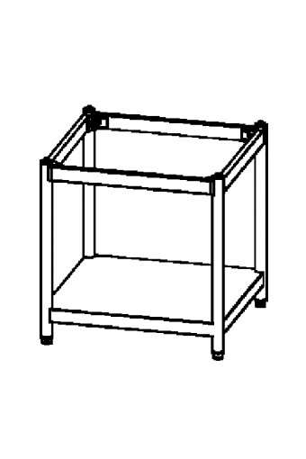 Supporto forno da 10x gn1/1 - 5x en usato fiera