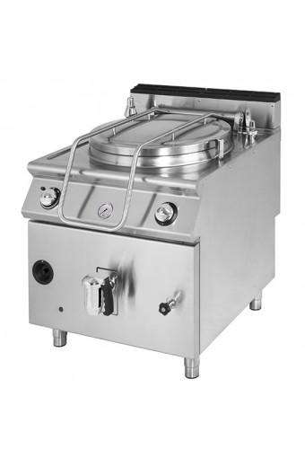 Pentola gas riscaldamento diretto capacità 50 lt