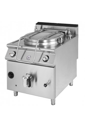 Pentola elettrica riscaldamento indiretto capacità 150 lt
