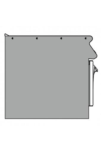 Pannello laterale per soluzioni contrapposte lato destra linea VS900