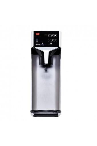 Macchina da caffè per 1 caraffa con fornitura di acqua fresca