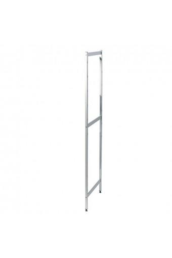 Supporto per scaffale in alluminio, p=560 mm