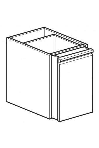 Elemento cassetto per tavoli da lavoro profondità 700mm