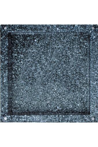 Teglia gn smaltata, gn 2/3 h=60 mm