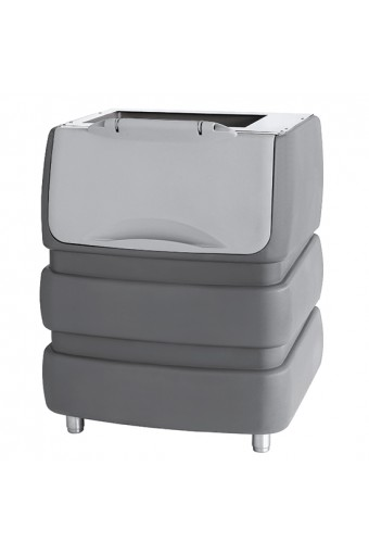 Contenitore ghiaccio per h09fne054, capacità 240 kg