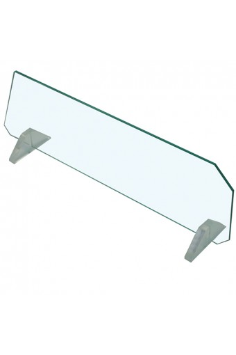 Divisorio mobile in vetro H=245 mm